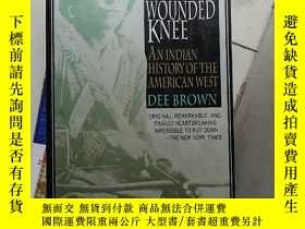 二手書博民逛書店Bury罕見My Heart at Wounded Knee(英