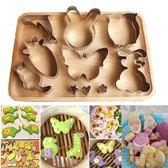 卡通動物手工寶寶饅頭切模不銹鋼 蛋糕烘焙diy工具鳳梨酥模慕斯圈 英雄聯盟