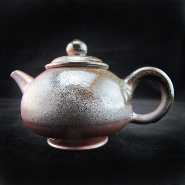 柴燒茶壺1 黃芳真老師 全祥茶莊 OA07