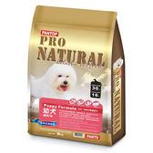 【寵物王國】PANTOP邦比-幼母犬(雞肉+米)營養配方9kg ★加贈紐崔克犬罐110g x2罐