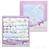 新生兒禮盒嬰兒滿月禮初生寶寶衣服四季款禮品套盒母嬰催生包 好再來小屋 igo