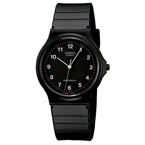 MQ-24-1B卡西歐CASIO時尚指針石英錶公司貨