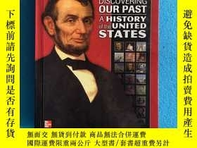 二手書博民逛書店Discovering罕見Our Past: A History of the United StateY26