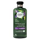 英國進口 Herbal Essences 小黃瓜&綠茶 草本豐盈無矽靈洗髮精 400ml
