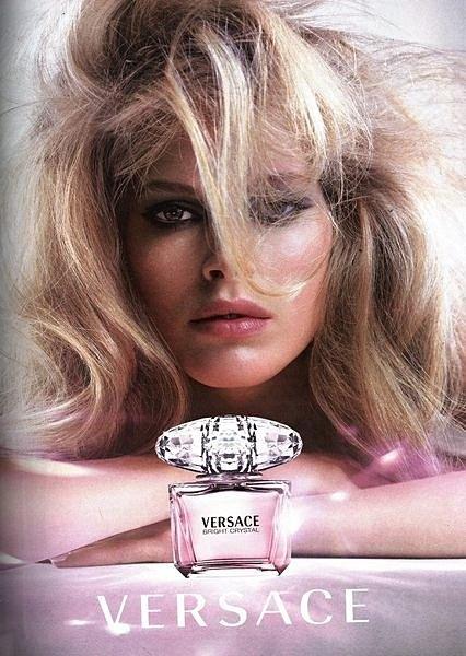 Versace 香戀水晶 Bright Crystal 女性淡香水 30ml◐香水綁馬尾◐