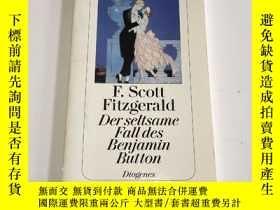 二手書博民逛書店Der罕見seltsame Fall des Benjamin ButtonY241290 F.Scott F
