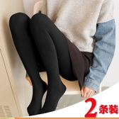 春秋冬季絲襪薄款打底襪褲女黑肉色光腿加絨加厚瘦腿連褲襪防勾絲