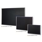 群策 G115 磁性鋁框黑板 1x1.5尺 附筆槽綠色板面