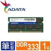 威剛 NB-DDR333/1GB RAM