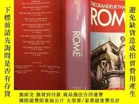 二手書博民逛書店The罕見Grandeur That Was Rome (Sid