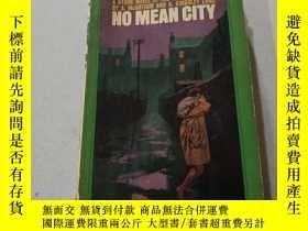 二手書博民逛書店NO罕見MEAN CITY:不意味着城市(外文)Y212829