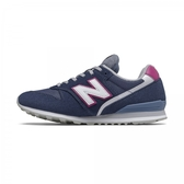 New Balance 女款藍紫色復古休閒鞋-NO.WL996WA