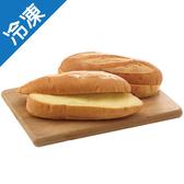 【超人氣】維也納麵包2個/組【愛買冷凍】