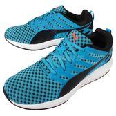 Puma 慢跑鞋 Flare 藍 黑 運動鞋 輕量透氣 男鞋 【PUMP306】 18862501