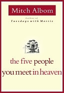 二手書博民逛書店 《The Five People You Meet In Heaven》 R2Y ISBN:0786868716│Hyperion