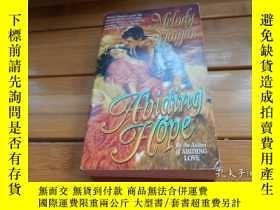 二手書博民逛書店ABIDING罕見HOPE, MELODY MORGANY198