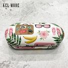 【KEL MODE】兩用雙層眼鏡盒/太陽...