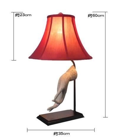 [協貿國際]裝飾創意檯燈單個價