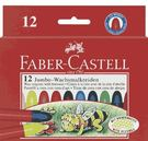 Faber-Castell蜜蜂粗芯蜂蠟筆...