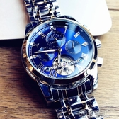 新款鏤空陀飛輪全自動機械錶手錶男士夜光防水潮流學生腕錶 電購3C