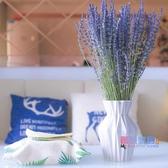 干花 薰衣草干花束真花客廳裝飾擺件花束小清新禮物安神助眠干花新花【快速出貨】