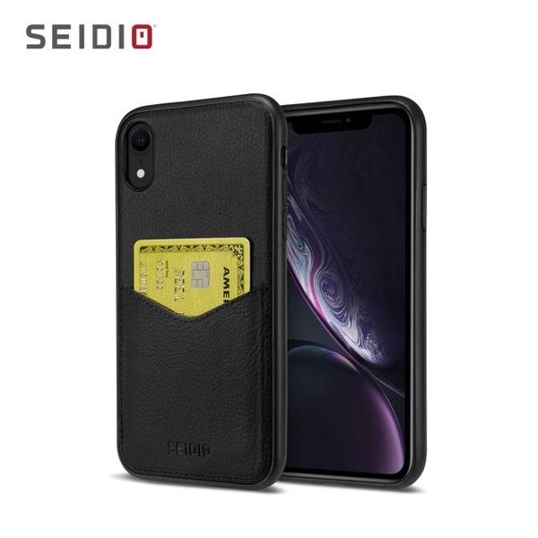 【SEIDIO】EXECUTIVE仿皮革/手機殼推薦/極簡皮革手機殼/保護殼 for Apple iPhoneXR