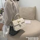 鍊條包 高級感包包女包新款2021時尚百...