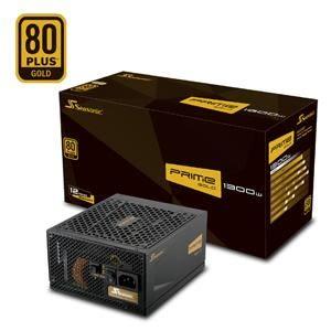 【綠蔭-免運】海韻 PRIME Ultra 1300W Gold 金牌 全模組電源供應器