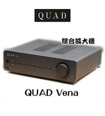 【名展音響】英國QUAD『 Vena 』數位流全機能性 前級 藍芽 真空管 綜合擴大機 iphone ipad -鐵灰版