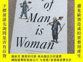 二手書博民逛書店張賢亮罕見男人的一半是女人 英文Y310997 張賢亮 企鵝 出