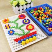3c認證幼兒童3D立體百變拼圖3-4567歲益智力玩具寶寶塑料拼板小孩  【快速出貨】