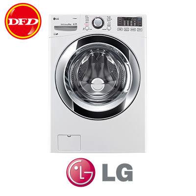 LG 樂金 WiFi滾筒洗衣機 WD-S18VBW (蒸洗脫) 典雅白 馬達10年保固 18公斤 公司貨 ※運費另計(需加購)