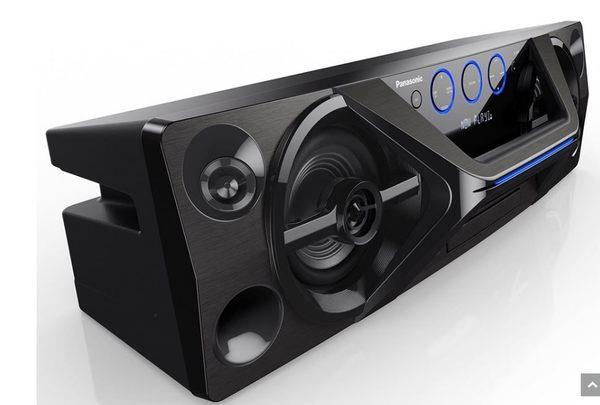 300W大功率震撼威力音效   Panasonic 國際牌藍牙/USB組合音響 SC-UA3-K