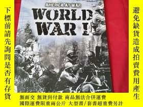 二手書博民逛書店AMERICA罕見AT WAR WORLD WAR IY1790