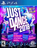 PS4 Just Dance 2018 舞力全開 2018(美版代購)