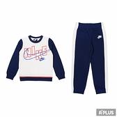NIKE 童 棉質運動套裝-NY2112009PS001