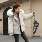 學生正韓bf原宿面包服羽絨冬季棉衣服女短款小棉襖女