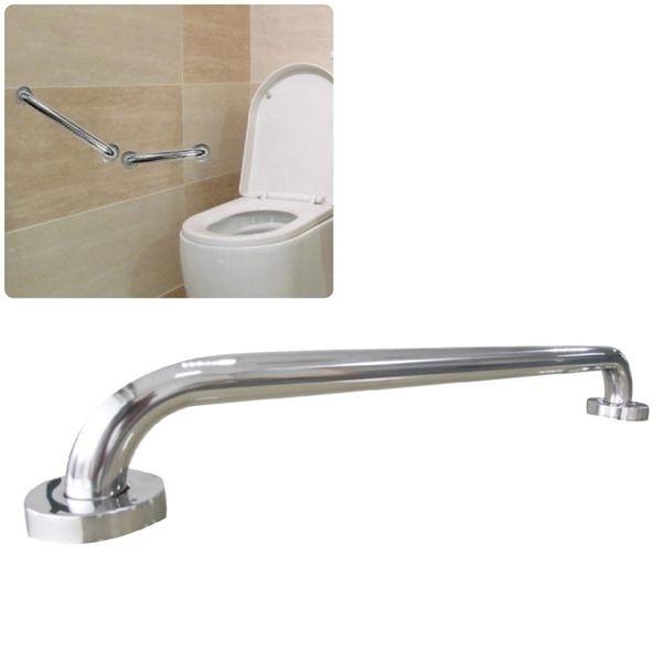 扶手-不鏽鋼安全扶手 80cm 老人用品 行動不便者使用 浴室 馬桶旁皆可用 [ZHCN1742-80]