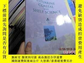 二手書博民逛書店estuarine罕見coastal and shelf sci