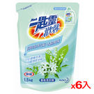 一匙靈歡馨香氛洗衣精補充包-花香1.5L...