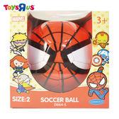 迪士尼 DISNEY 2號足球-蜘蛛人