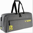 球包新款VICTOR勝利羽毛球包 正品維克多簡約6支裝矩形長型拍包BR3612 小山好物