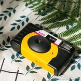 復古ins二代傻瓜相機一次性膠捲帶閃光燈學生相機傑克型男館