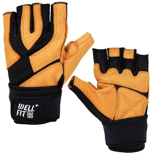 【南紡購物中心】【威飛客WELL FIT】DS護腕健身手套 - 兩色 重訓手套