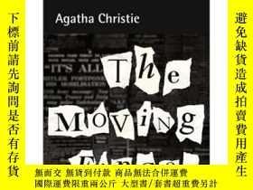 二手書博民逛書店Collins罕見The Moving Finger (ELT Reader)Y449926 Agatha C