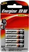 勁量鹼性電池4號4入