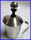 【歐風家電館】新上市~不鏽鋼雙層網奶泡器/奶泡杯