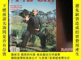 二手書博民逛書店英文【太極拳】罕見雜誌 TAI CHIY31010 出版2000