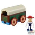 Dream TOMICA多美夢幻版小汽車 玩具總動員4 TS-05 翠絲&玩具盒 13411