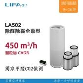 LIFAair LA502 家用空氣清淨機【特價活動】現省5742